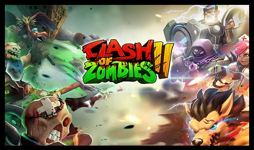 clash of zombies